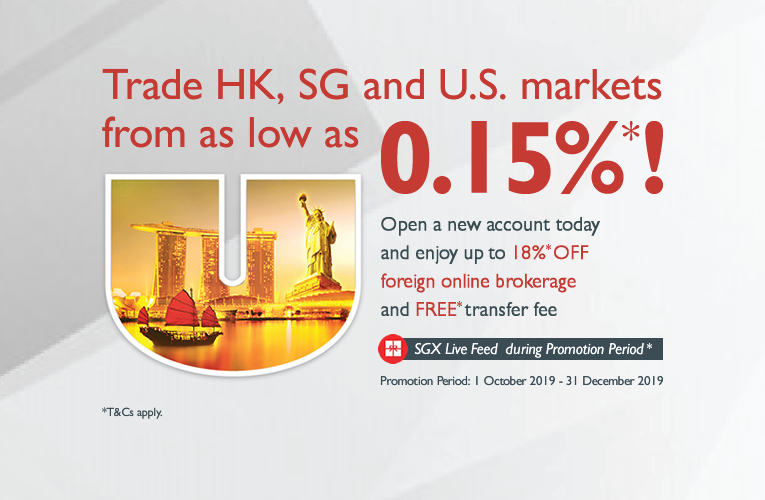 Foreign Brokerage from 0.15%*