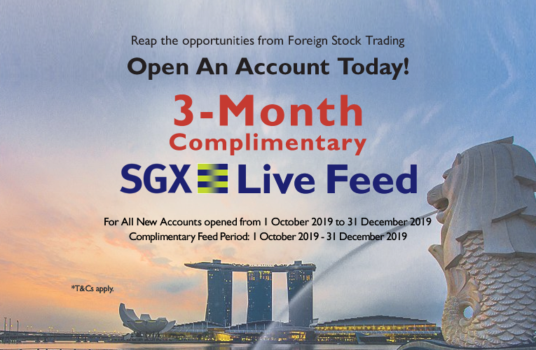 Trade SGX from 0.15%