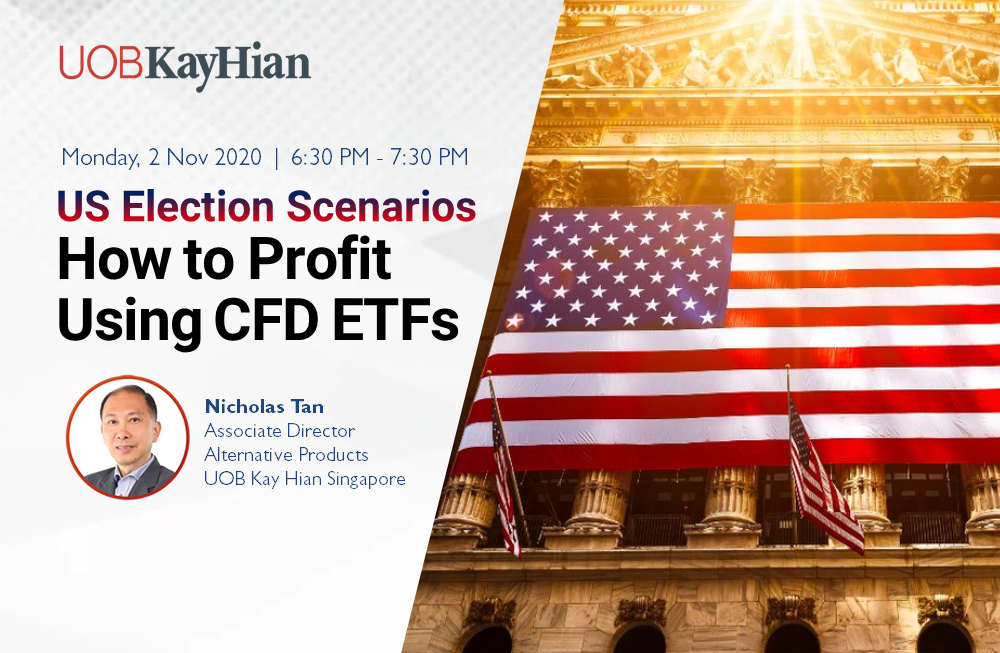 How to Profit using CFD ETFs