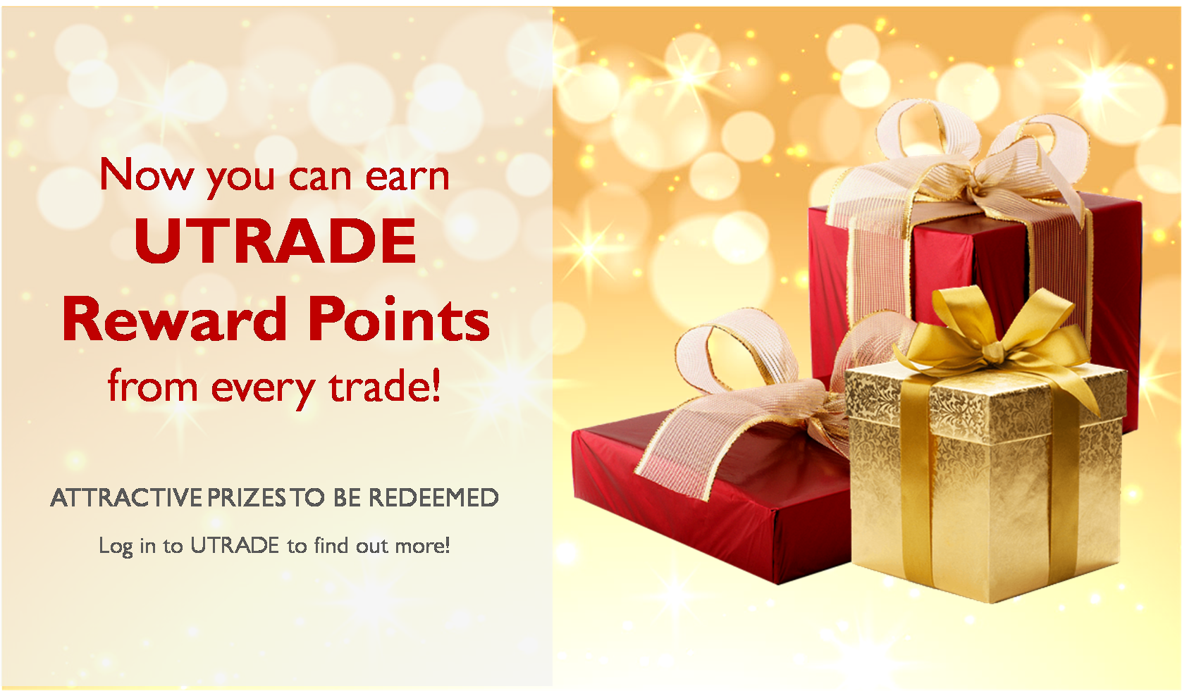UTRADE Reward
