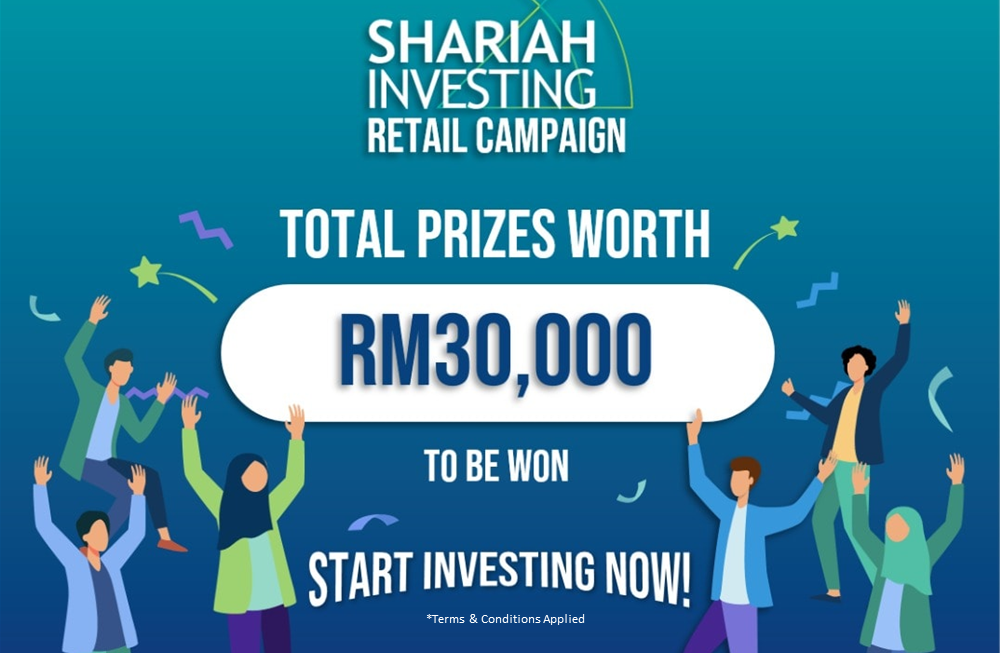 Shariah Investing Retail Campaign 2021